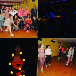 Halloween Zumba párty - Fit studio Venuše 3.11.