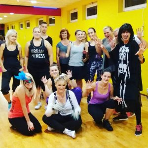 HALLOWEEN ZUMBA PÁRTY - Fit studio Venuše 5.11.