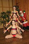 Vánoční vystoupení dětských kurzů - prosinec-2