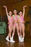TO NEJLEPŠÍ Z FIT STUDIA VENUŠE - vystoupení dětí ve sportovní hale - květen