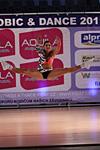 MČR Aquila Aerobic and Dance - Praha - 30.9 - 2.10.