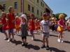 Vystoupení kurzů Fit studia Venuše a Zumba na pěší - červen