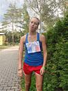 Letní soustředění týmu Fitness step junior s trenérkou Ivetkou - Živohošť - srpen