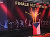 Závodníci - závody Děti fitness - finále Praha - 25.5.