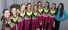 Vystoupení závodního týmu step kadet na KARNEVALU v tanečních - Kladno - 29.11.