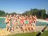 Letní soustředění týmů step 8-10 let, kadet a junior - Frýdštejn - srpen