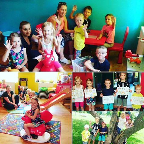 Camp pro děti 4 - 6 let ve Fit studiu Venuše - 10. - 14.7.
