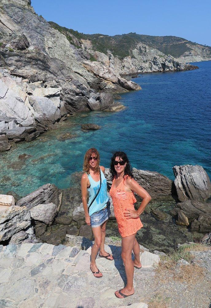Aktivní dovolená s Fit studiem Venuše - Řecko, ostrov Skopelos - 23.6-4.7.