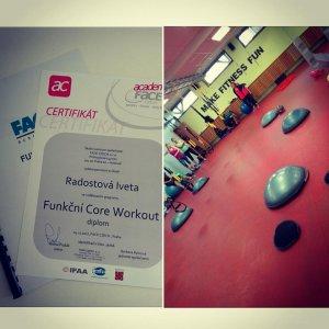 Workshop - Funkční Core Workout - Praha 4.11.