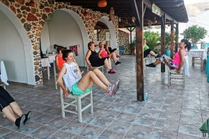 Aktivní dovolená s Fit studiem Venuše - Řecko, Kalymnos - červenec