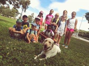Letní camp pro děti 7 a více let - Kladno - červenec
