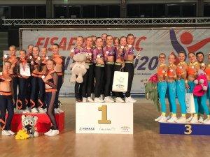 Závody FISAF AEROBIC&FITNESS - Plzeň 26. - 27.9